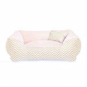 Cama para Cachorro ou Gato - Bed Vanilla 60x60