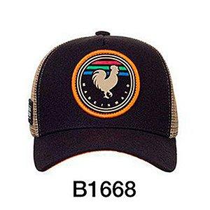 Boné Trucker Colorful Stiped B1668 - Made In Mato
