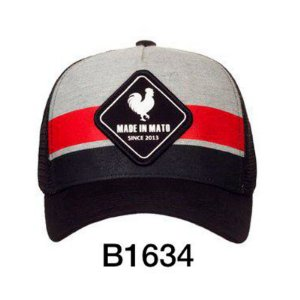 Boné Trucker Rooster Board B1634 - Made In Mato