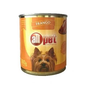 Enlatado Cão Sabor Frango 280g - All Pet