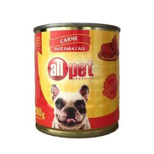 Enlatado Cão Sabor Carne 280g - All Pet