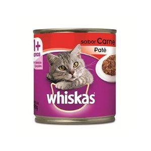 Whiskas Lata Carne 290 G