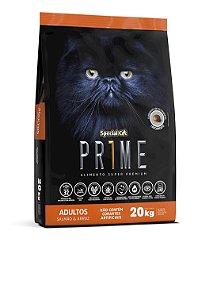 Special Cat Prime Adultos Salmão E Arroz