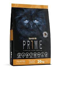 Special Cat Prime Filhotes Salmão e Arroz