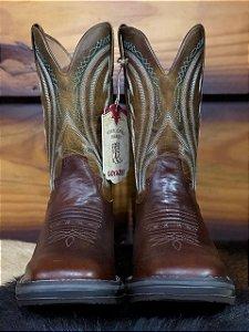 Bota Texana Goyazes - M Bico Quadrado Flex Tam Ref. 191503-CJ