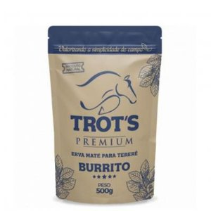 Erva Mate P/ Terere - Burrito 500 G - Trot'S