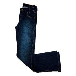 Calça Feminina Boot Cut Ref. 3002 Azul
