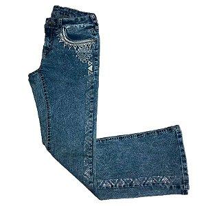 Calça Feminina Tassa Boot Cut Marmorizado REF. 4394CF0 - V1