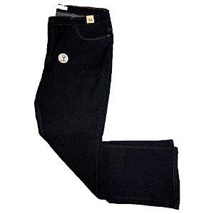 Calça Feminina Post Jeans Boot Cut Plus Ref. 8043160