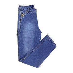 Calça Masculina Carpinteiro Ref. 2001 Lixada - Os Vaqueiros