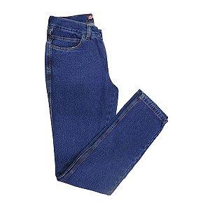 Calça Masculina Alabama 100% Algodão Azul Amaciada