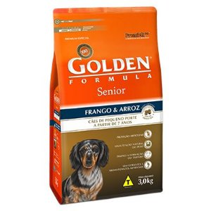 Golden Fórmula Cães Adultos Mini Bits Senior 7+