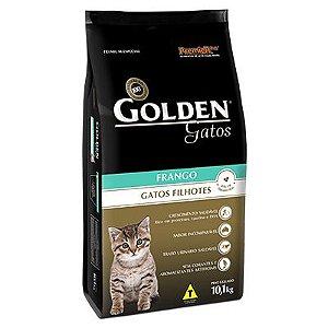 Golden Gatos Filhotes Frango