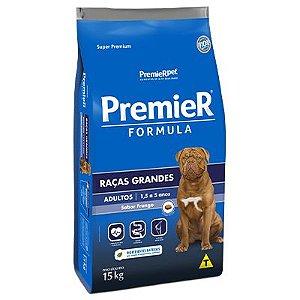 Premier Fórmula Cães Adultos Raças Grandes - Frango