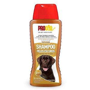 Procão Shampoo Cães e Gatos Pelos Escuros 500 Ml
