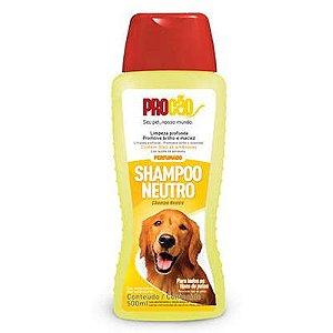 Procão Shampoo Cães e Gatos Neutro 500 Ml