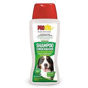 Procão Shampoo e Condic. Cães e Gatos Erva de Sta Maria 500 Ml