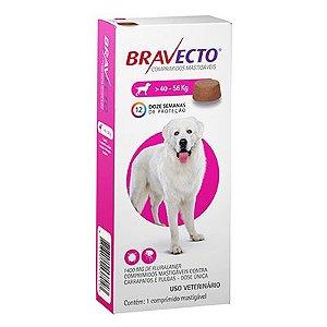 Bravecto 40 Á 56 Kg -  1400 Mg
