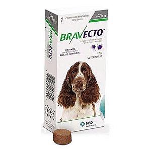 Bravecto 10 Á 20 Kg -  500 Mg