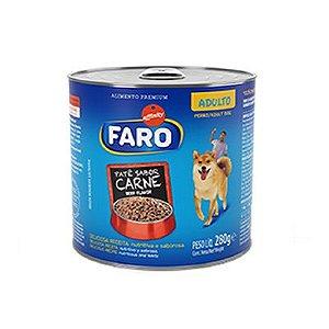 Faro Lata Adulto Carne 280gr