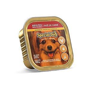 Special Dog Pate Raças Peq Carne 150gr