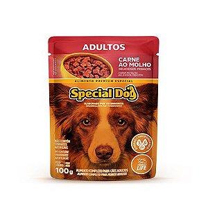 Special Dog Sachê Adulto Carne 100gr