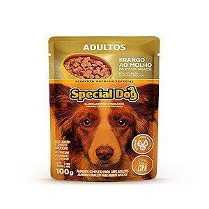 Special Dog Sachê Adulto Frango 100gr