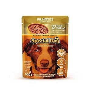 Special Dog Sachê Filhote Frango 100gr
