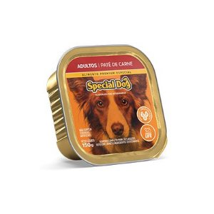 Special Dog Patê Adulto Carne 150gr
