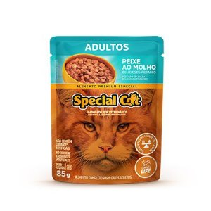 Special Cat Sachê Adulto Peixe 85gr