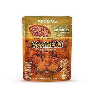 Special Cat Sachê Adulto Frango 85gr