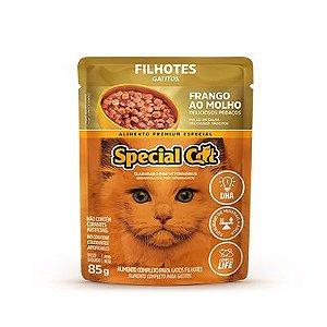 Special Cat Sachê Filhote Frango 85gr