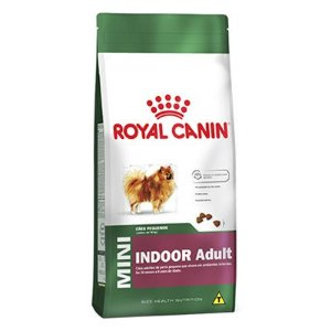 Royal Canin Mini Indoor Adulto