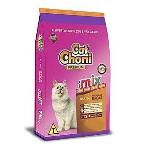 Cat Choni Mix