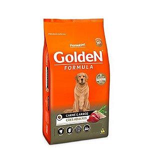 Golden Fórmula Cães Adultos Carne