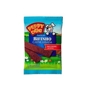 Peppy Dog Bifinho Carne Assada 500 Gr