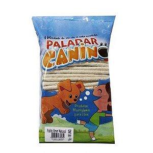 Osso Palito 06 Mm Natural 1 Kg Paladar Canino