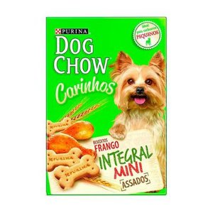 Dog Chow Biscoito Frango Mini 1 Kg