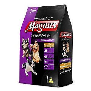 Magnus Super Premium Adulto Pequeno Porte Frango e Arroz