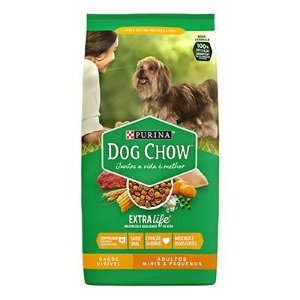 Dog Chow Pet Adulto Raças Pequenas Frango