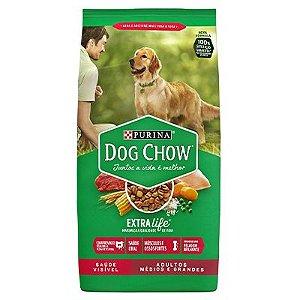 Dog Chow Adulto Raças Médias e Grandes