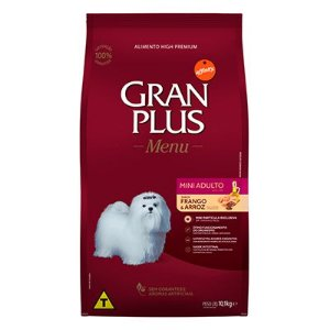 Granplus Menu Adulto Mini Frango e Arroz