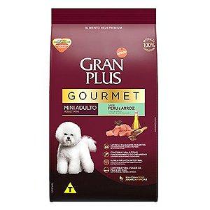 Granplus Gourmet Adulto Mini Peru e Arroz