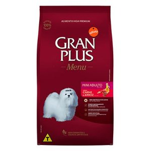 Granplus Menu Adulto Mini Carne e Arroz