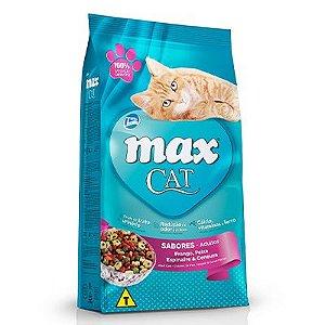 Max Cat Sabores Adulto