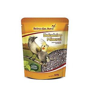 Reino das Aves - Boiadeiro Mineral 500 g
