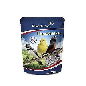 Reino das Aves - Mineral Gold Mix 500 g