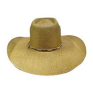Chapéu de Juta de Algodão Castanho Ref. 13500 - Dallas
