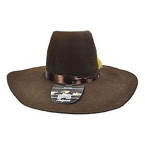 Chapéu de Pelo/Lã Ref. 7004 Silverado Café - Dallas