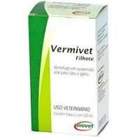 Vermivet Filhotes Supensão 20 ML